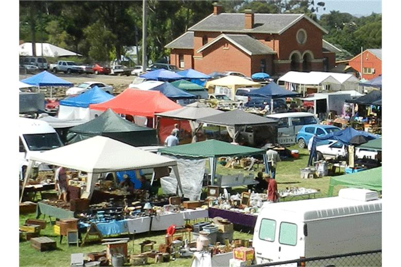 Maldon Antiques and Collectables Fair