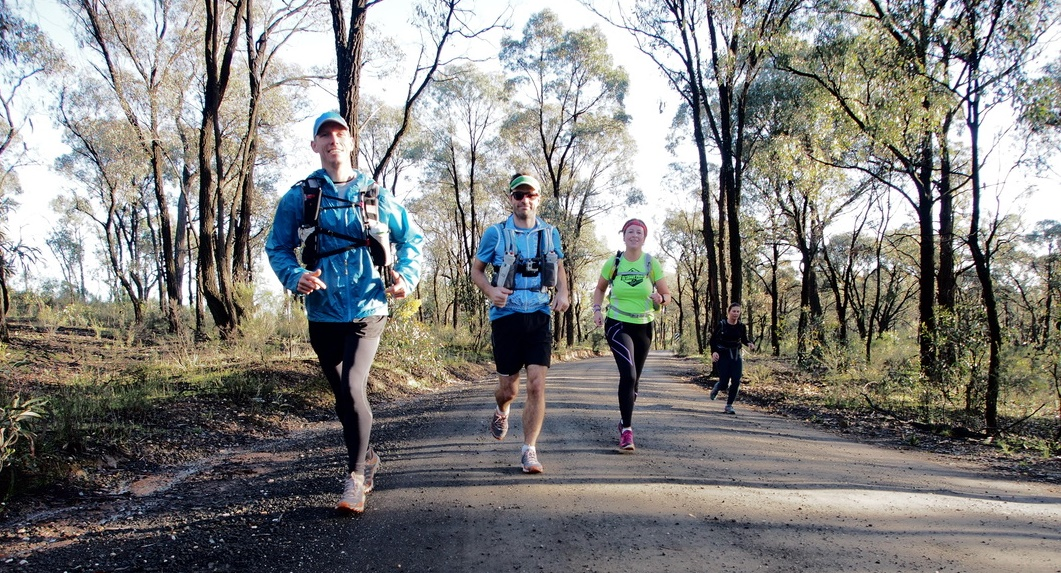 An Ultra way to experience the Goldfields Track