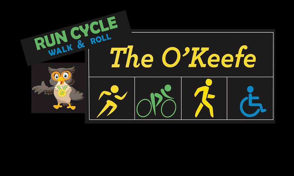 Run Cycle Walk and Roll, The O'Keefe
