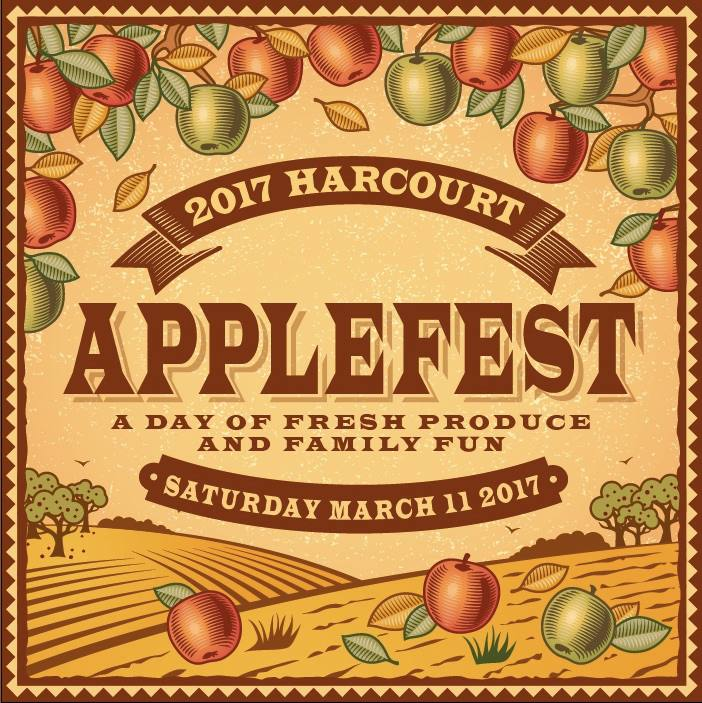 Harcourt Apple Fest